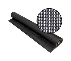 Phifer Wire  48 in. W x 100 ft. L Charcoal  Fiberglass  Screen Cloth