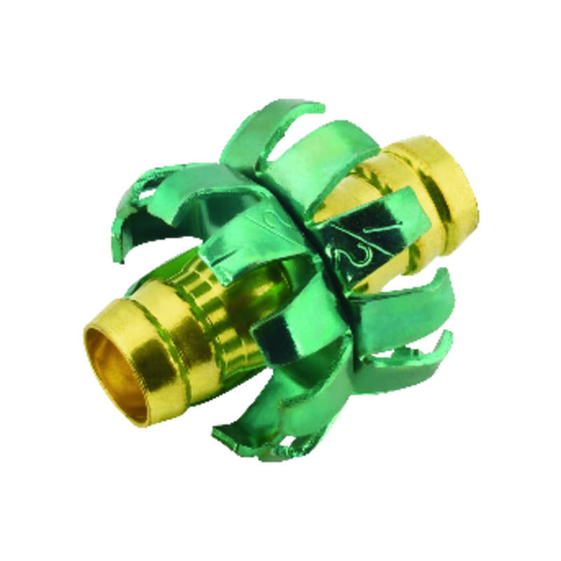 Ace  1/2 in. Metal  Male  Clinch Hose Mender Clamp