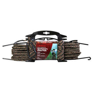 Wellington  5/16 in. Dia. x 45 ft. L Camouflage  Poly  Rope  Diamond Braided