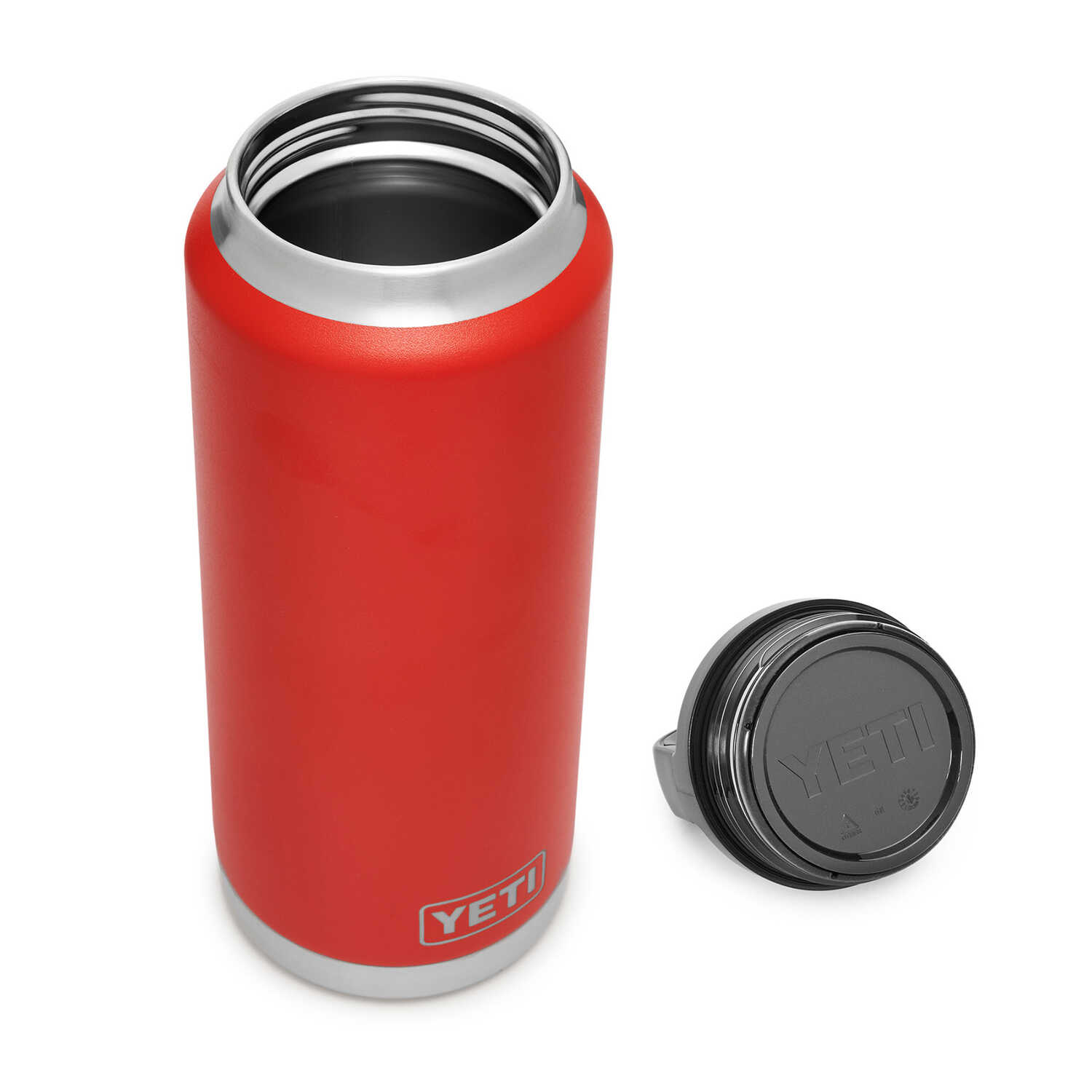 YETI  Rambler  36 oz. Insulated Bottle  Canyon Red