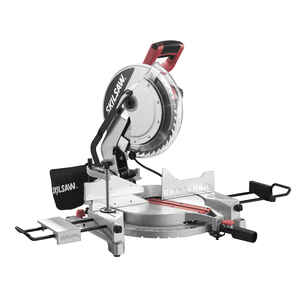 Skil  12 in. 120 volts 15 amps 4,500 rpm Compound Miter Saw with Laser