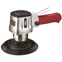 Briggs & Stratton 6 in. x 1/4 in. Dual Action Air Finish Sander 90 psi 10000 rpm