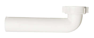 Ace 1-1/2 in. Dia. x 7 in. L Plastic Waste Arm