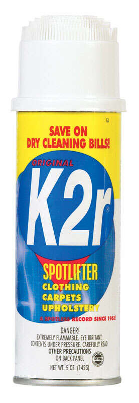 K2R  Spot Lifter  Stain Remover  5 oz. Spray  No Scent