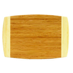 Joyce Chen  15 in. L x 10 in. W 0.75  Bamboo  Cutting Board