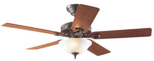 Hunter Fan  Astoria  52 in. 5 blade Indoor  Bronze  Ceiling Fan