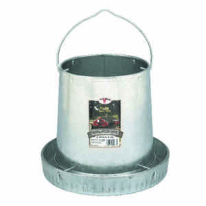 Miller  192 oz. Hanging Feeder  For Poultry