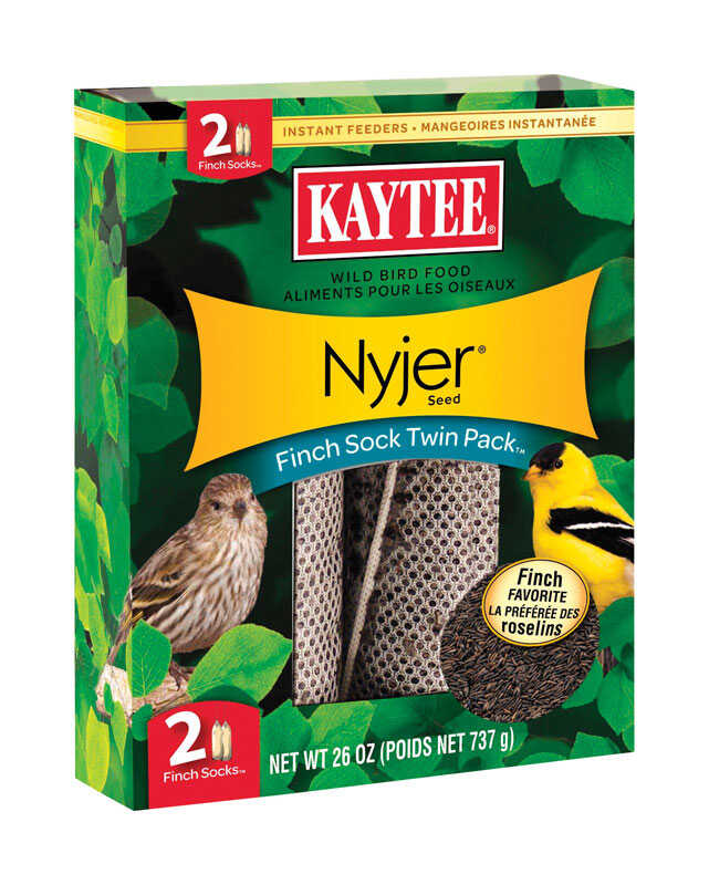 Kaytee  Finch  13 oz. Mesh  Bird Feeder
