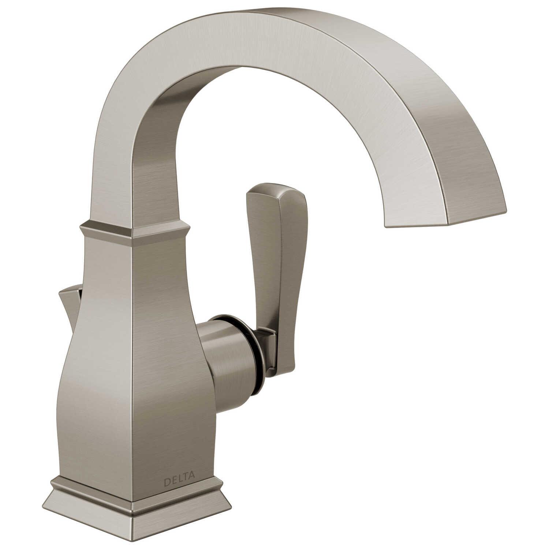 Delta Lakewood Single Handle Lavatory Faucet 2 In Spotshield