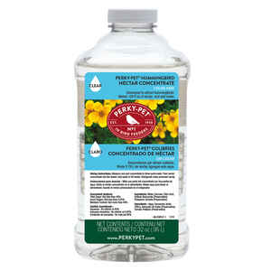 Perky-Pet  Hummingbird  Nectar Concentrate  Sucrose  32 oz.