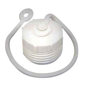 US Hardware  RV Hose Plug  1 pk