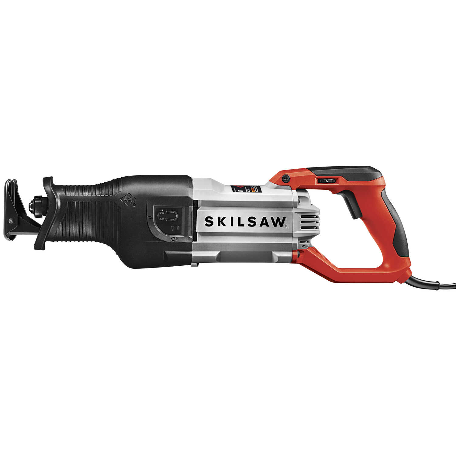 SKILSAW  1 in. Corded  Brushless Reciprocating Saw  Kit 15 amps 2900 spm