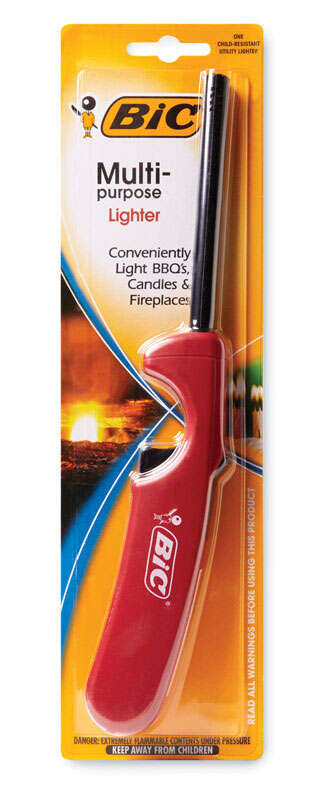 Bic  Multi-Purpose  Multi-Purpose Lighter  1 pk