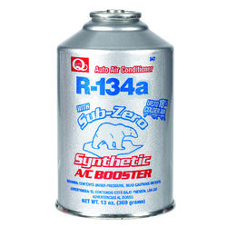Quest  R134a  Air Conditioner Refrigerant  13 oz.