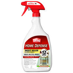 Ortho  Home Defense  Liquid  Insect Killer  24 oz.