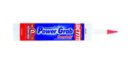 Loctite  Power Grab Heavy Duty  Synthetic Latex  Construction Adhesive  9 oz.