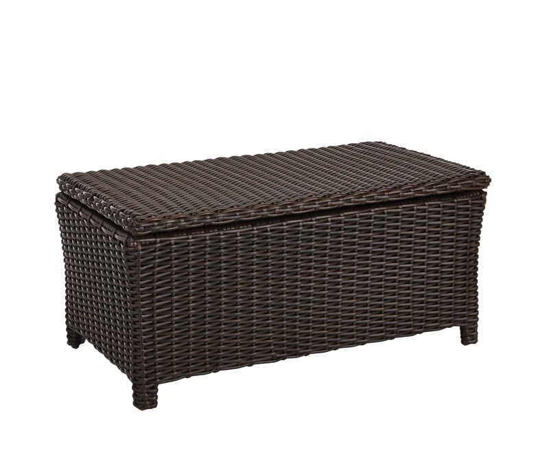 Northcape  Brown  Rectangular  Coffee Table