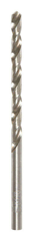 Irwin  No.22  Dia. x 3-1/8  L High Speed Steel  Wire Gauge Bit  Straight Shank  1 pc.