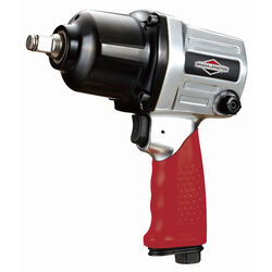 Briggs & Stratton  1/2 in. drive Heavy-Duty  Air Impact Wrench  90 psi 500 ft./lbs. 7000 rpm
