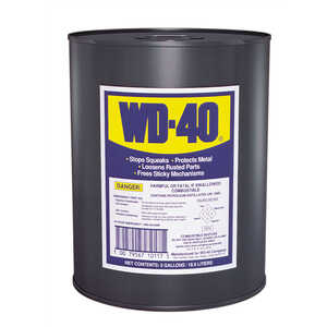 WD-40  General Purpose  Lubricant  5 gal. Drum