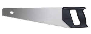 Stanley  SharpTooth  15 in. Carbon Steel  Hand Saw  8 TPI