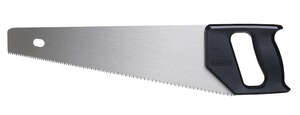Stanley  15 in. Carbon Steel  Hand Saw  8 TPI