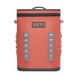 YETI  Hopper BackFlip 24  Backpack Cooler  20 can Coral