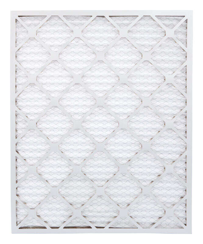 Ace  30 in. H x 24 in. W x 1 in. D Pleated  Air Filter