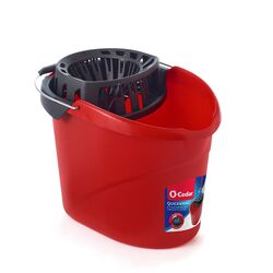O-Cedar  2 gal. Wringer Bucket  Red