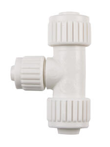 Flair-It  3/4 in. PEX   x 3/4 in. Dia. PEX  PVC  Tee