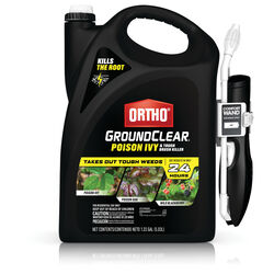 Ortho  GroundClear  Poison Ivy Plus Tough Brush Killer  RTU Liquid  1.33 gal.