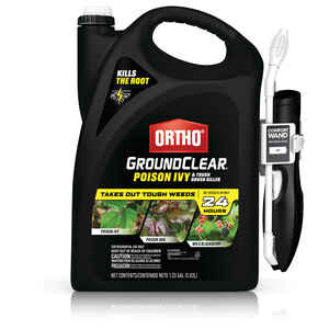 Ortho  Poison Ivy Plus Tough Brush Killer  RTU Liquid  1.33 gal.