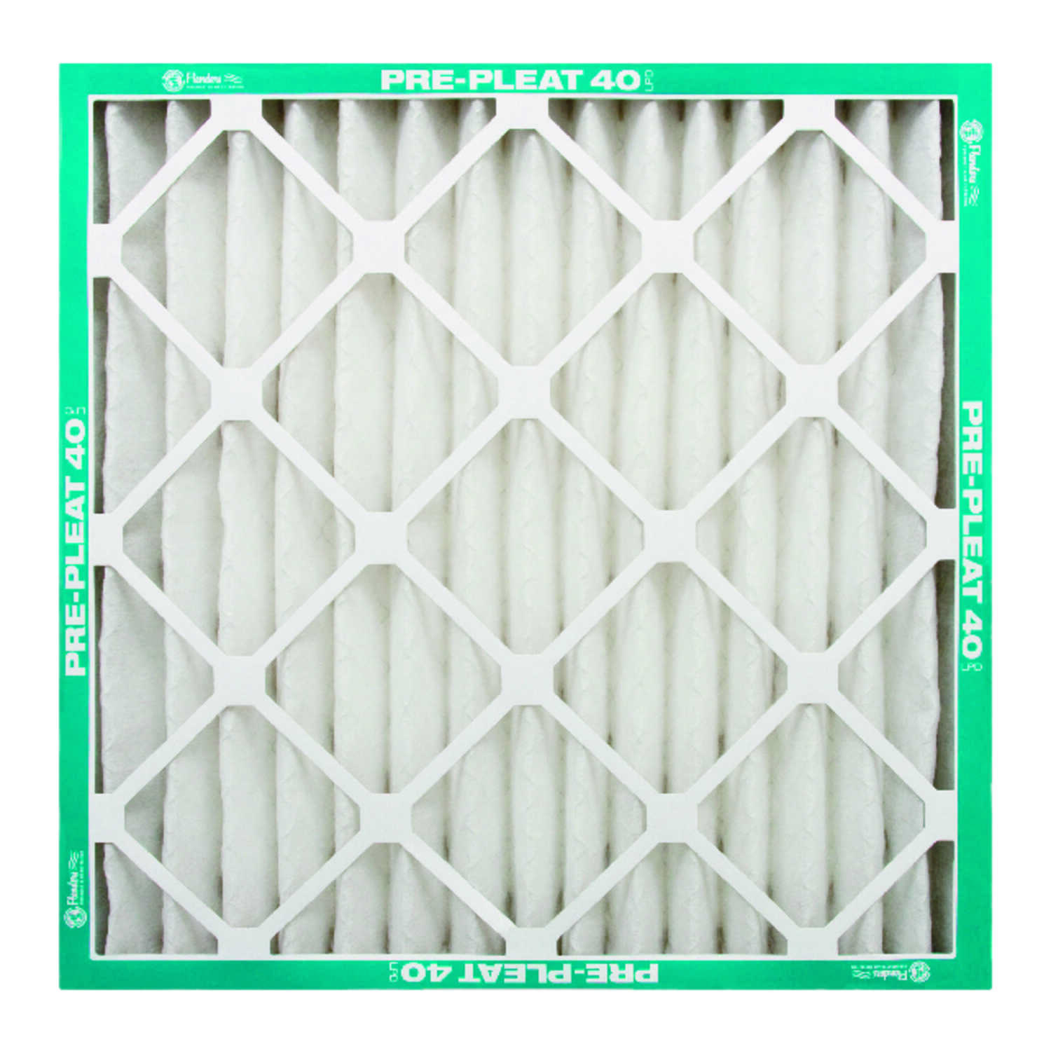 AAF Flanders  16 in. W x 20 in. H x 2 in. D Synthetic  Pleated Air Filter