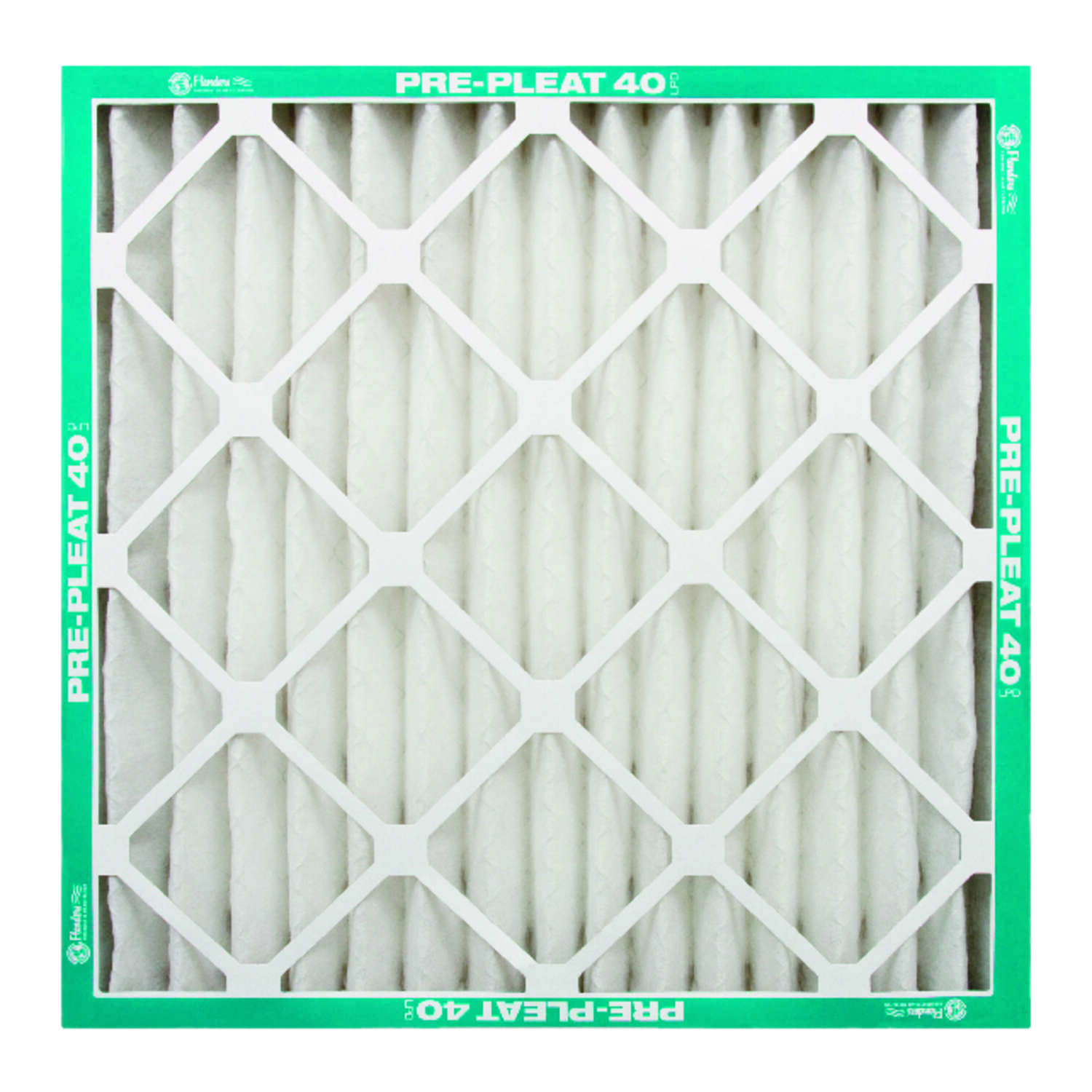 AAF Flanders  16 in. W x 20 in. H x 2 in. D Synthetic  8 MERV Pleated Air Filter
