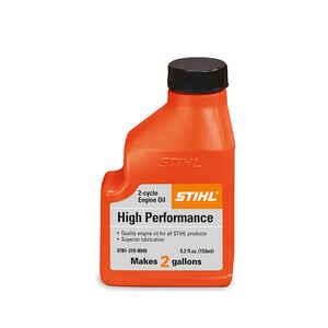 STIHL  High Performance  Engine Oil  5.2 oz.