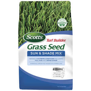 Scotts  Turf Builder  Mixed  Grass Seed  7 lb.