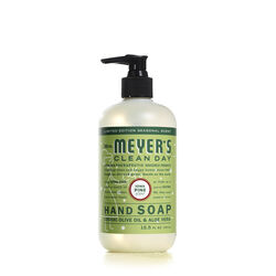 Mrs. Meyer's  Clean Day  Organic Iowa Pine Scent Liquid Hand Soap  12.5 oz.