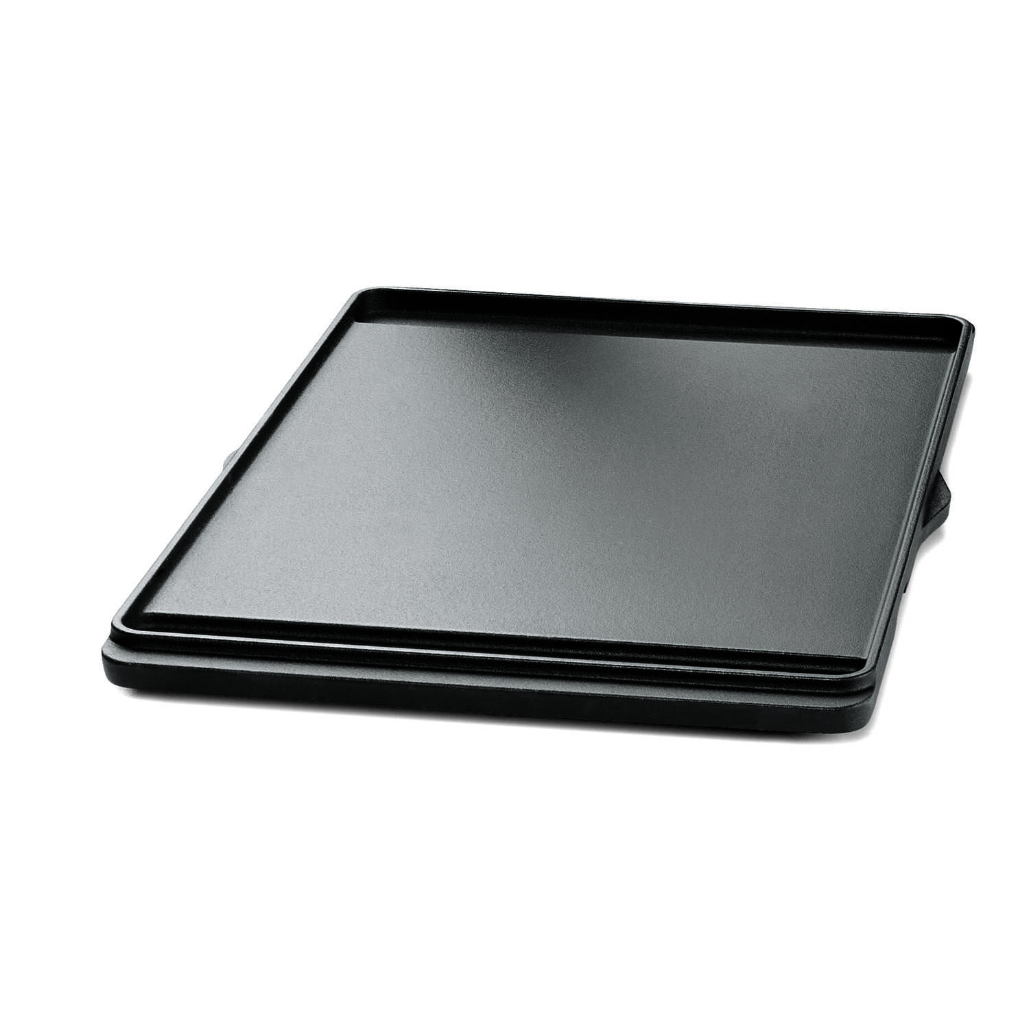 Weber  Cast Iron/Porcelain  Griddle