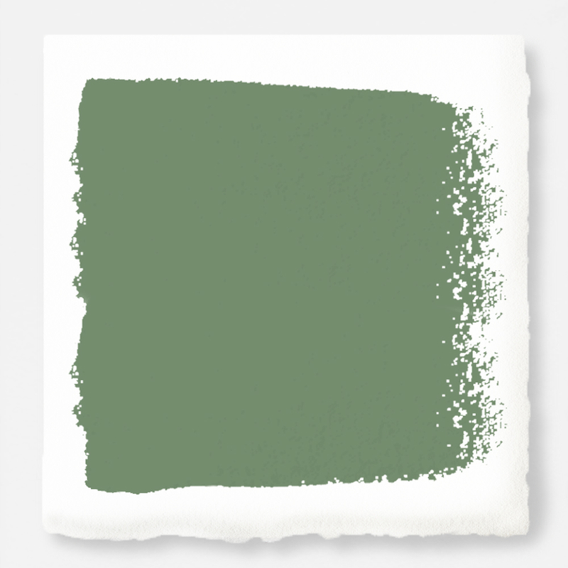 Magnolia Home  by Joanna Gaines  Magnolia Green  Acrylic  Matte  1 gal. Paint
