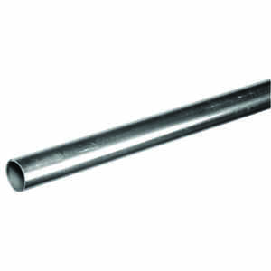 Boltmaster  1 in. Dia. x 8 ft. L Aluminum Tube  Round