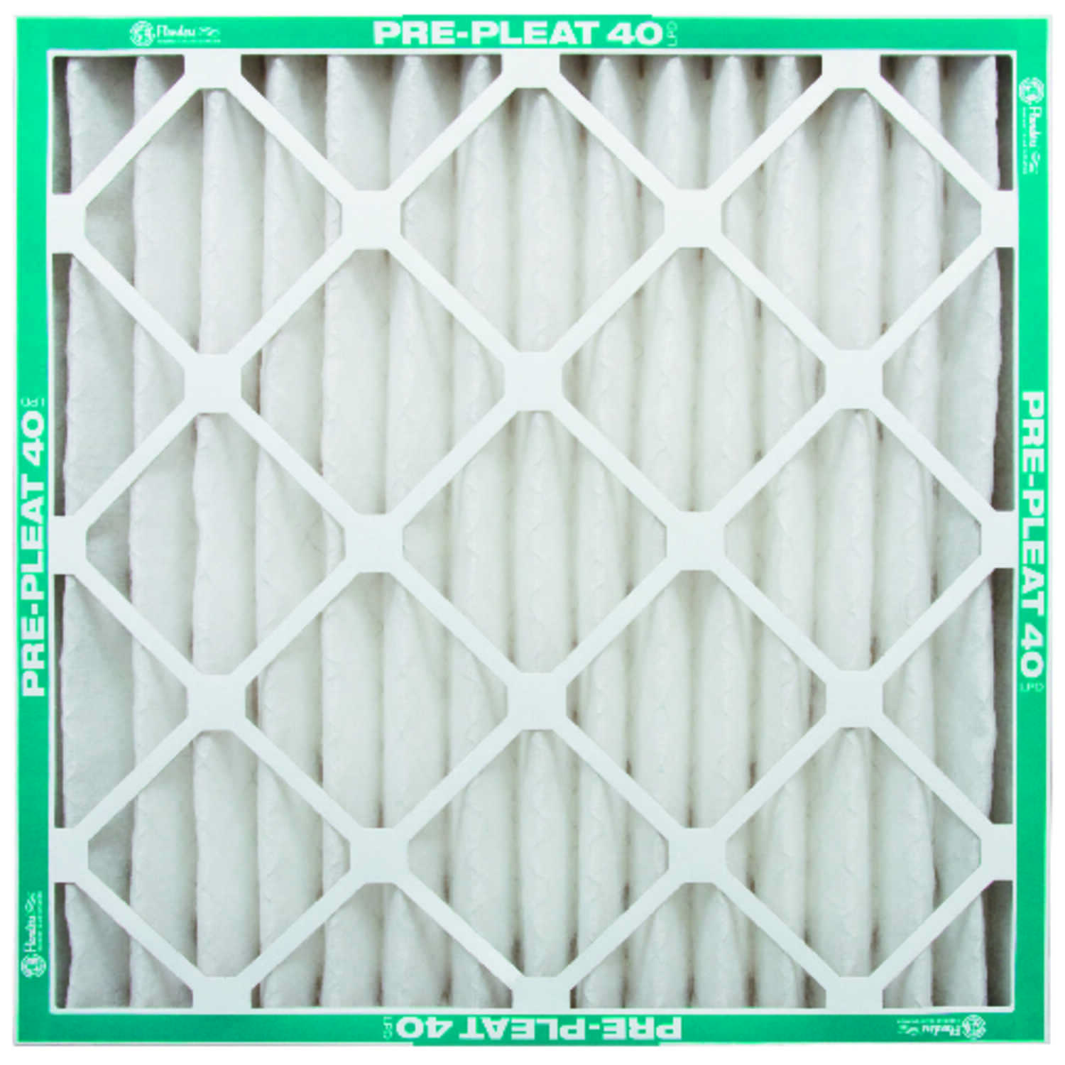 AAF Flanders  24 in. W x 24 in. H x 2 in. D Synthetic  Pleated Air Filter