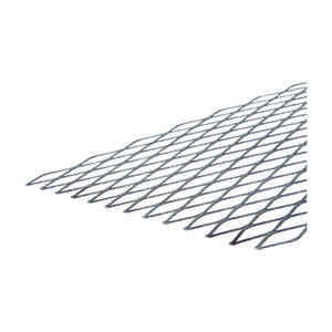 Boltmaster  12 in. Uncoated  Expanded Sheet  Steel