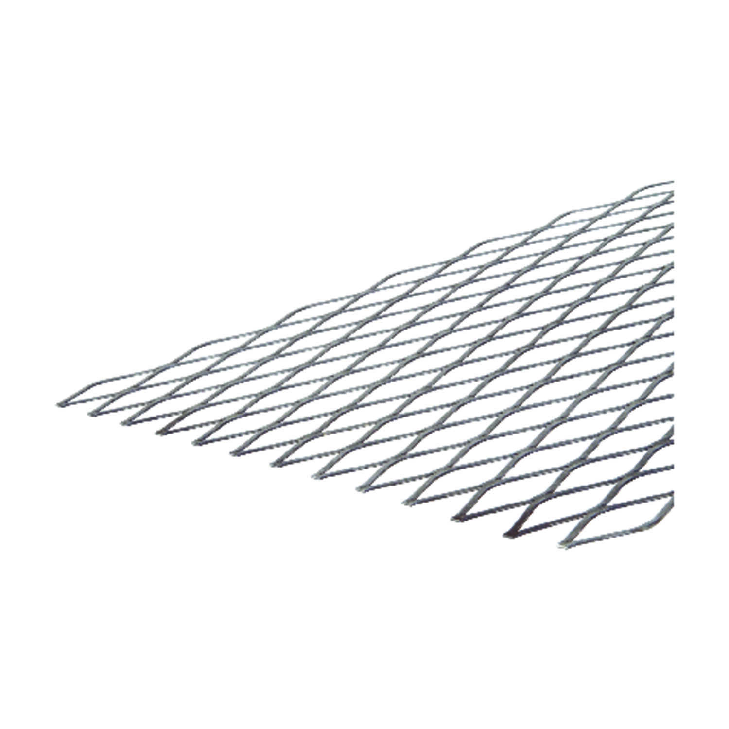 Boltmaster  12 in. Uncoated  Steel  Expanded Sheet