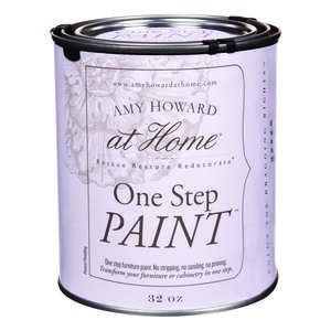 Amy Howard at Home  Flat Chalky Finish  One Step Paint  32 oz. Robins Egg Blue