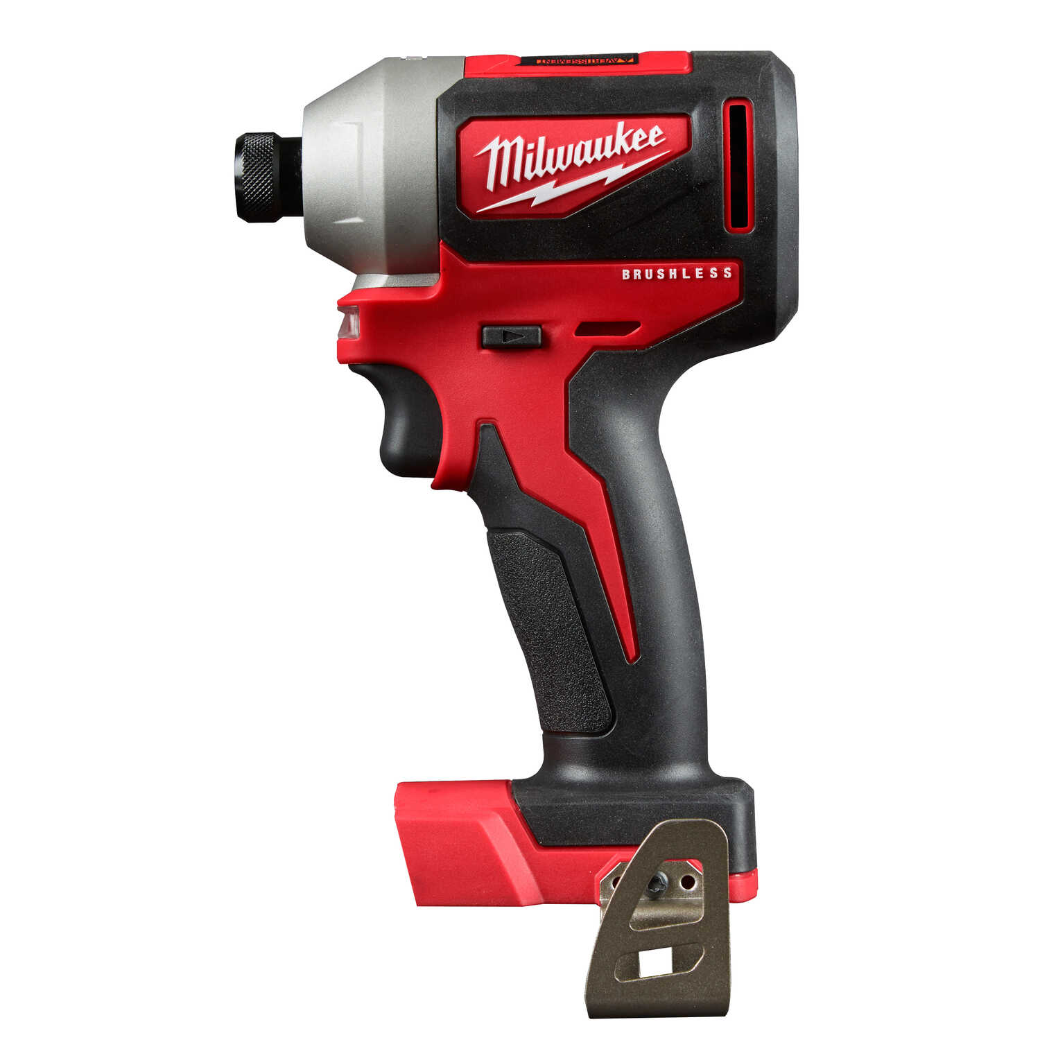Milwaukee  M18  18 volt Cordless  Brushless  Compact Impact Driver  Kit  1600 in-lb