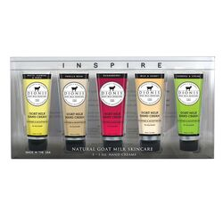 Dionis Assorted Scent Hand Cream Gift Set 1 oz. 5 pk