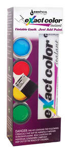 eXact Color  Sashco  Custom  Acrylic Rubber  9.5 oz. Sealant