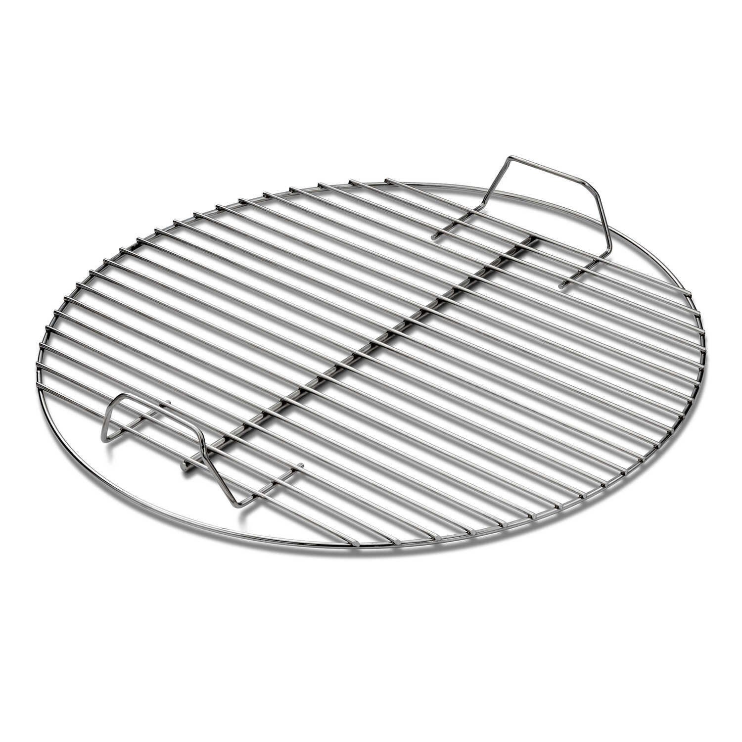 Weber  Plated Steel  Grill Cooking Grate  2 in. H x 17.5 in. W x 17.5 in. L