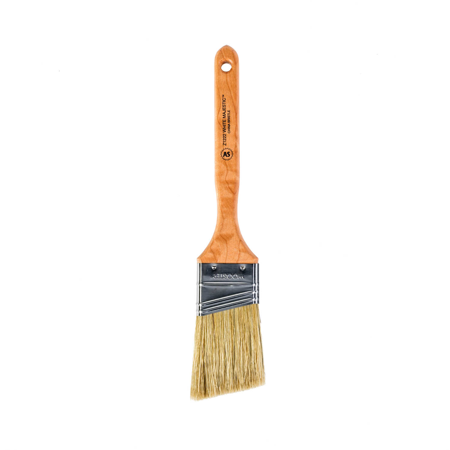 Wooster  Majestic  2 in. W Chiseled  Paint Brush