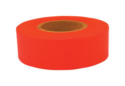 C.H. Hanson  Sub-Zero  150 ft. L x 1.2 in. W PVC  Flagging Tape  Red